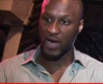 Photo of Lamar Odom CHARGED WITH DUI