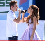Photo of Ariana Grande & Nathan Sykes — Yes, We're Dating … Sorry Justin Bieber