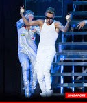 Photo of Justin Bieber Kicks Lil Za, Lil Twist Out After Jewelry Heist