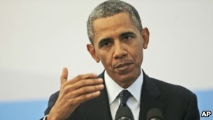 Photo of Obama: diplomatic efforts with Syria could offer lesson to Iran