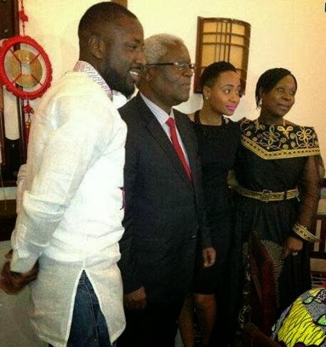 Photo of Pokello's Family Reacts To Claims Of Snubbing Elikem