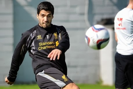 Photo of Luis Suarez promises to change his ways as he gets set for Premier League return
