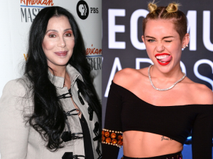 """Photo of Cher Slams Miley Cyrus VMAs Show: """"She Can't Dance, Her Body Looked Like Hell"""""""