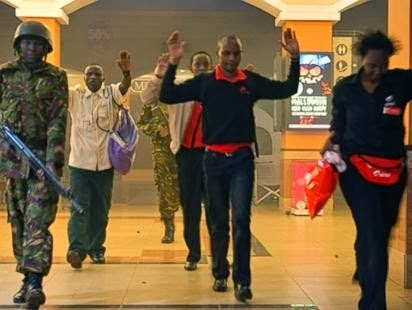 Photo of Kenyan President Declares Mall Siege Over