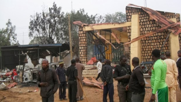 Photo of Boko Haram Gunmen Attacked Yobe Church, Pastor & 2 Children Killed
