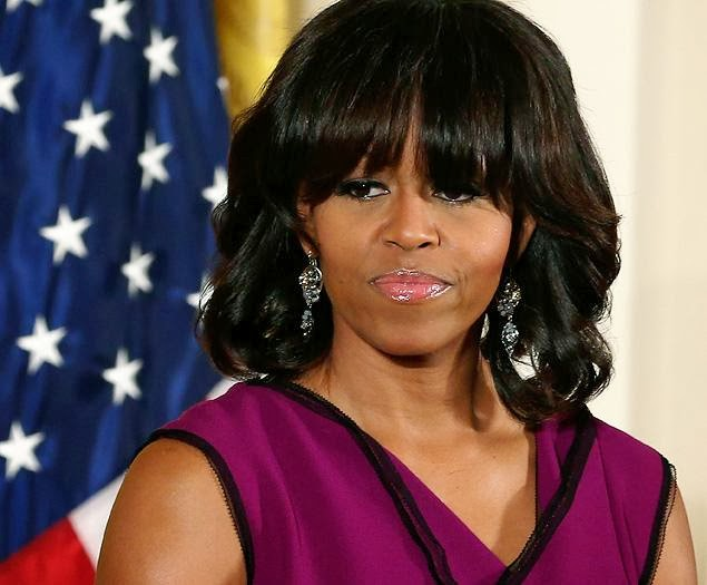 Photo of Hackers steal Michelle Obama's ID data