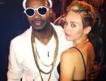 Photo of Miley Cyrus Allegedly Pregnant With Juicy J's Baby
