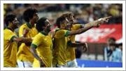 Photo of South American Football – Neymar and Oscar help Brazil win in Korea