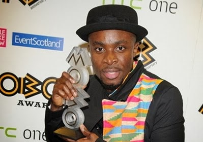 Photo of FUSE ODG Beats Wizkid To Bag Home Best African Act At 2013 MOBO Awards