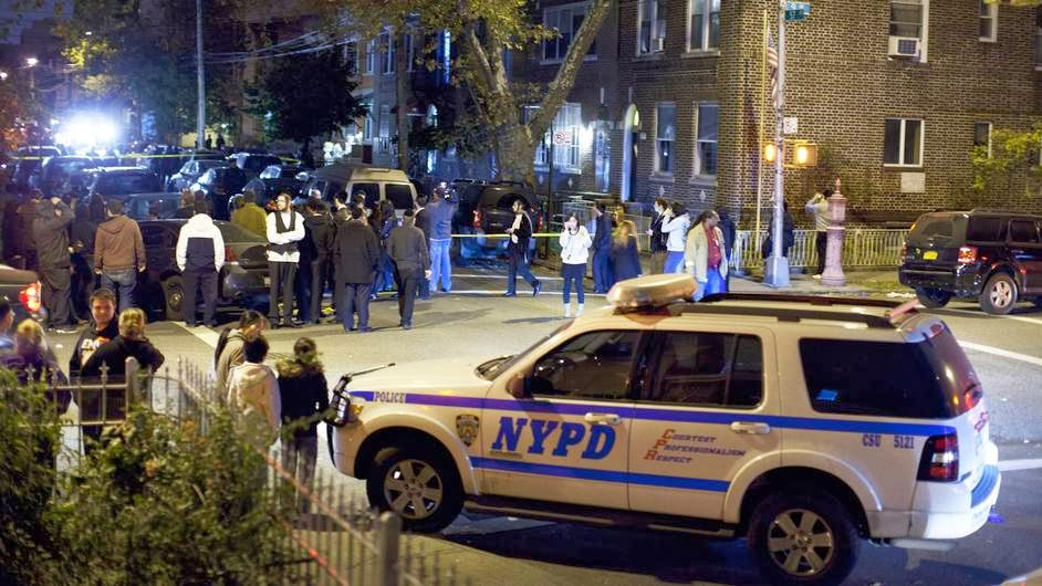 Photo of Brooklyn Stabbings: Five Dead Including A Baby