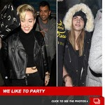 Photo of Miley Cyrus Weed Can't Stop in Amsterdam