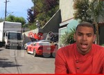 Photo of Chris Brown Good Riddance Hollywood Hills I'm Going to the Bu!
