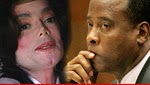 Photo of Conrad Murray to MJ Estate — IT'S YOUR FAULT I'm Blabbing About MJ's Penis