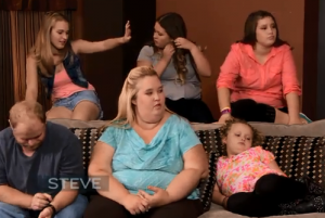 Photo of Honey Boo Boo's Sister Farts During Interview, Leaves Steve Harvey Stunned