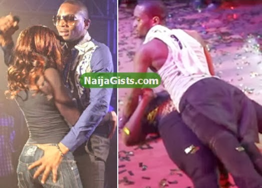 Photo of D' banj Disgraced In Zimbabwe , Booed Off Stage By Fans For Indecent Act