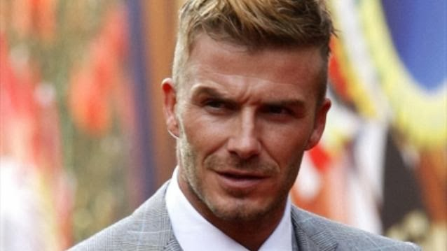 Photo of Beckham roots for 'inspirational' Pacquiao
