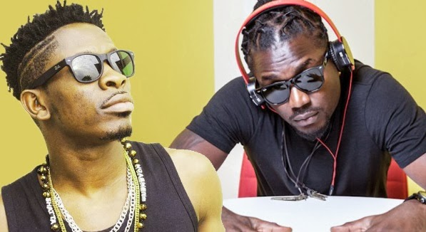 Photo of Shatta Wale forced to leave 'Loud in GH' stage for Samini