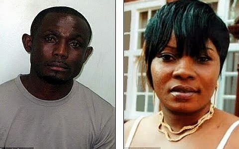 Photo of Ghanaian gets life sentence in UK for murdering 'cheating' wife