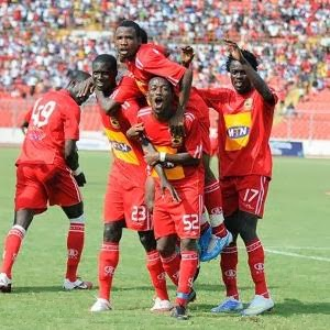 Photo of Yahaya double keeps Asante Kotoko 4 points clear at the top of GPL