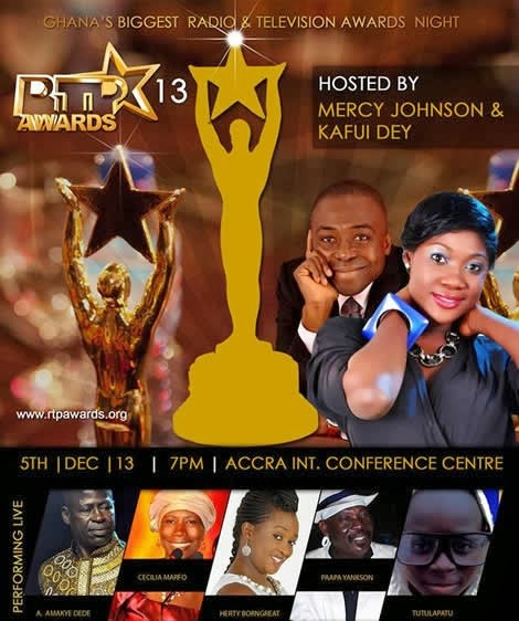 Photo of UPDATE: RTP Awards 2013 Set To Come Off Tonight .. . Organizers Finally Pay For The Venue