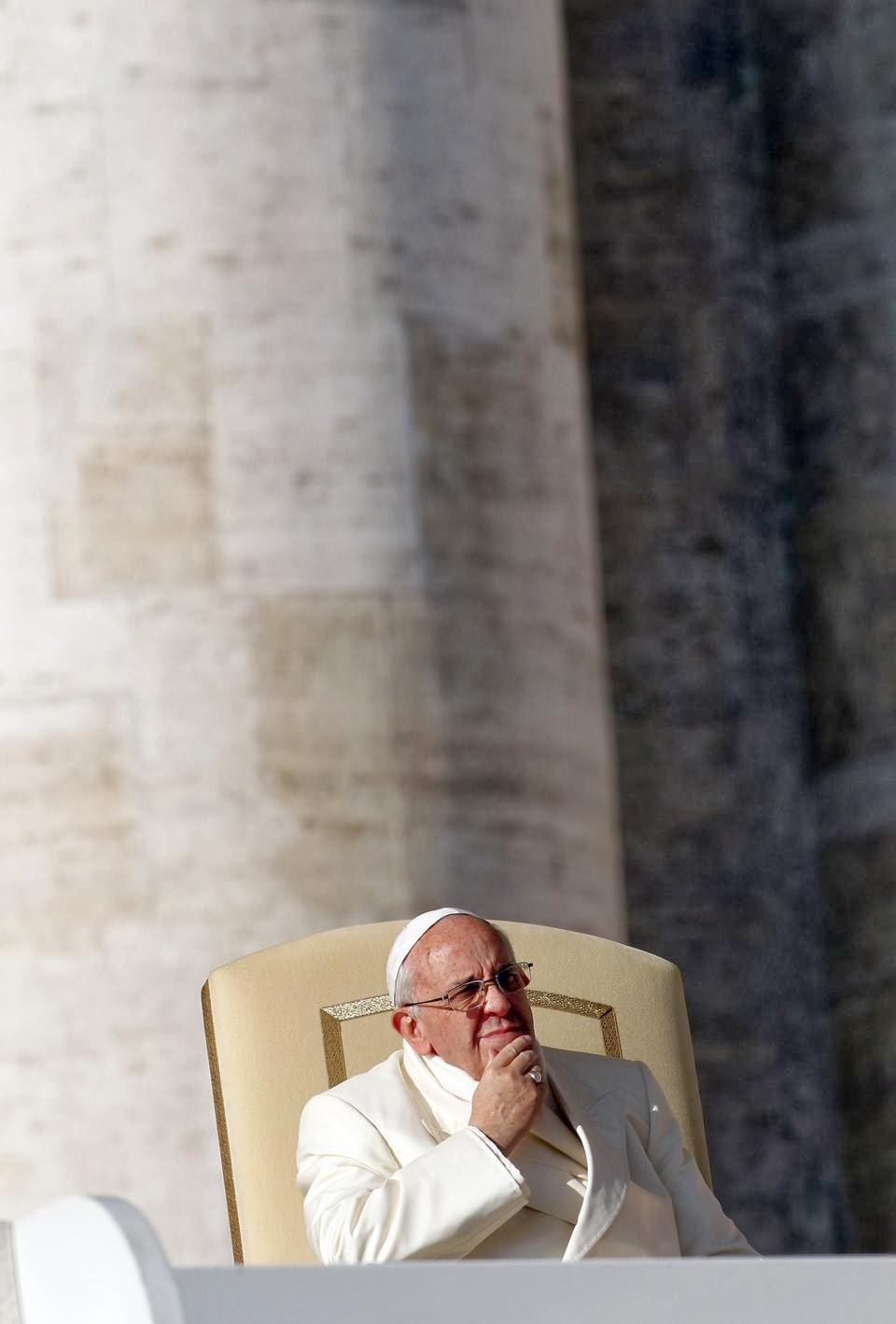 Photo of Pope Francis Condemns Inequality Between Rich, Poor; Manipulation of Nature