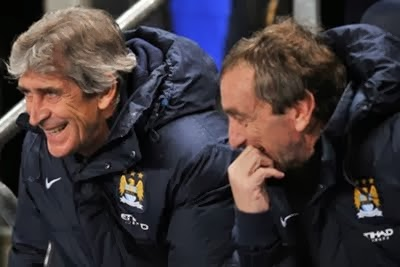 Photo of Pellegrini: City have one leg in the final