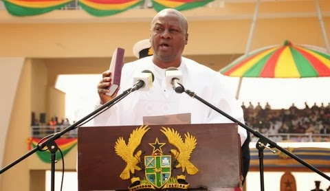 Photo of 2014 is year for good things, claim it! Mahama prophesies