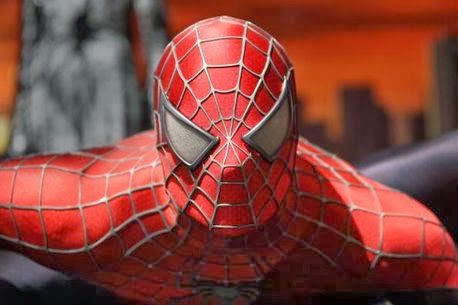 Photo of 'Spider-Man' injured in New Year's Eve gang attack