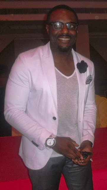 Photo of Jim Iyke rubbishes accident reports