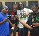 Photo of Snoop Dogg Uncle June Bug On Death Bed