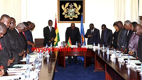 Photo of Cabinet approves Gh¢24 million World Cup budget