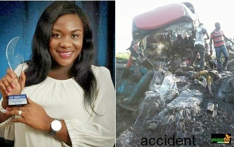 Photo of ACCIDENT VICTIM EMELIA BROBBEY SPEAKS FROM HOSPITAL BED