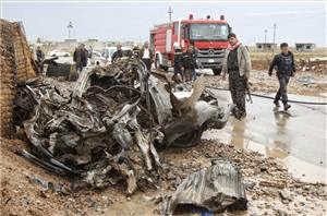 Photo of Deadly car bombings hit northern Iraq