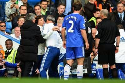Photo of Mourinho, Faria, Ramires charged by FA