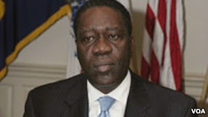 Photo of Gyude Bryant, Liberia's Sixth Transitional Leader, Dies at 65
