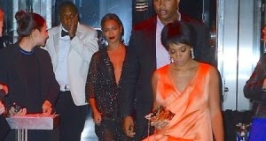 Photo of Jay Z PHYSICALLY ATTACKED by Beyonce's Sister Solange