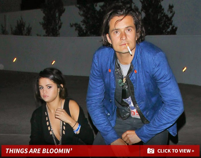 Photo of Selena Gomez — I Did NOT Bang Orlando Bloom … It Was Just A Cigarette Break