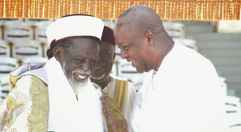 Photo of Mahama congratulates Muslims on successful Ramadan
