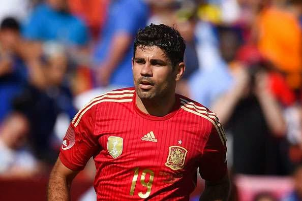 Photo of Official: Chelsea sign Diego Costa