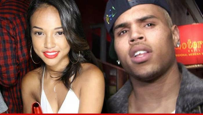 Photo of Chris Brown–Karrueche Didn't Dump Him He Dumped Her