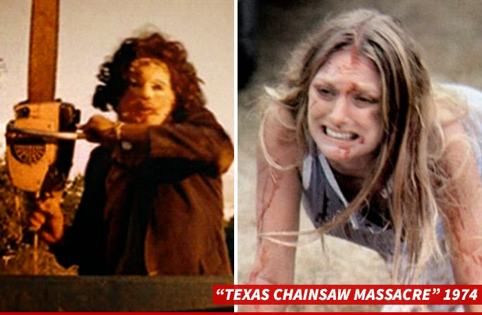 Photo of 'Texas Chainsaw Massacre' — Original Leatherface: I Saw Marilyn's Health Deteriorate
