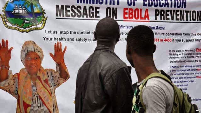 Photo of Ebola Grips West Africa