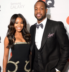 Photo of Gabrielle Union and Dwyane Wade Married!