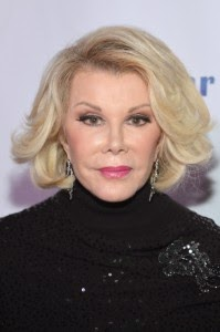 Photo of Joan Rivers On Life Support: Report