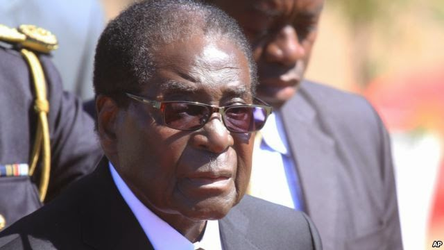 Photo of Mugabe: S. Africa Must Reduce Reliance on Foreign Aid