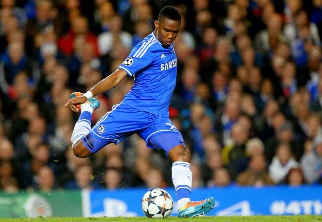 Photo of Samuel Eto'o 'undergoes Liverpool medical' ahead of one-year deal
