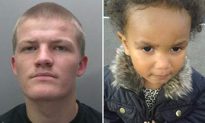 Photo of Man Killed Girlfriend's Child With Deadly Kick