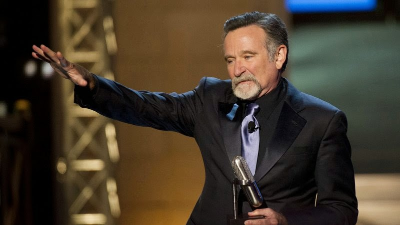 Photo of Robin Williams' Death: Suicide Due to Hanging