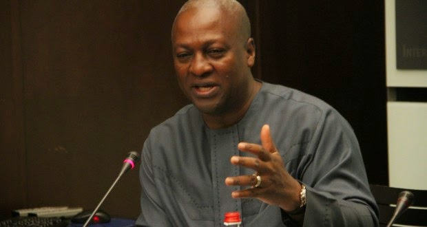 Photo of Stand up against corruption – Mahama charges Ghanaians