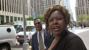 Photo of Robin Quivers — Eric the Actor Finally Got What He Wanted